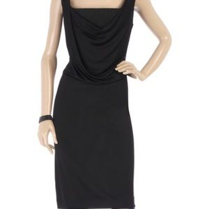 VIVIENNE WESTWOOD ANGLOMANIA Sleeveless blackdress